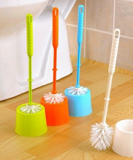 Janitorial, Toilet Brush with Holder