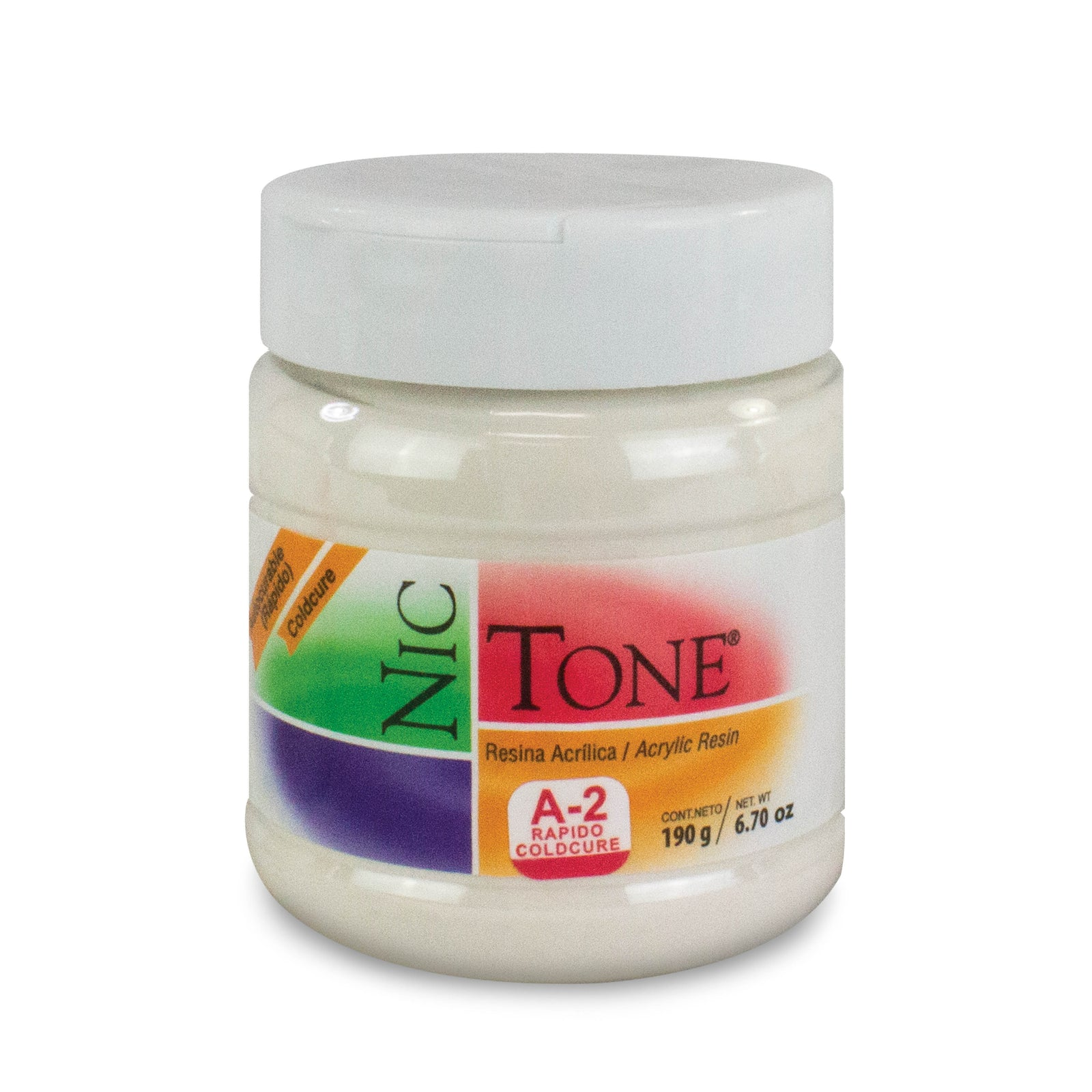 Nic Tone Tooth Shade (Coldcure)