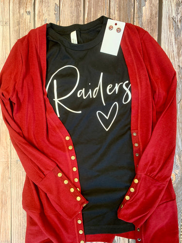 Wagner Raiders School Spirit Bundle