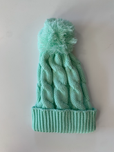 Load image into Gallery viewer, Slouchy Knit Pom Hat