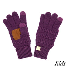 Load image into Gallery viewer, C.C. Kids' Gloves + Mittens