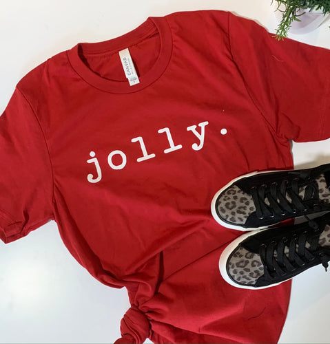 jolly. Graphic Tee