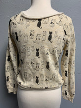 Load image into Gallery viewer, Kids' Kitty Sweatshirt