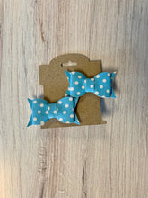 Load image into Gallery viewer, Polka Dot Madilyn Bow Set