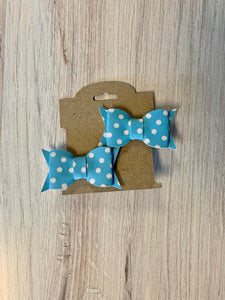 Polka Dot Madilyn Bow Set