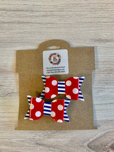 4th of July Madilyn Bow Sets