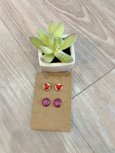 Valentines Day Earring Sets