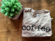 Load image into Gallery viewer, Coffee Graphic Tee