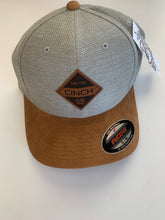 Load image into Gallery viewer, Cinch Suede Brim Flex Fit Hat