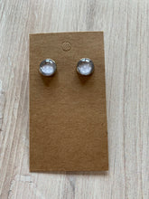 Load image into Gallery viewer, Polka Dot Stud Earrings