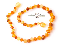 Load image into Gallery viewer, Healing Amber Necklaces and Bracelets