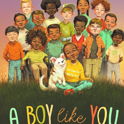 A Kid Like You Books