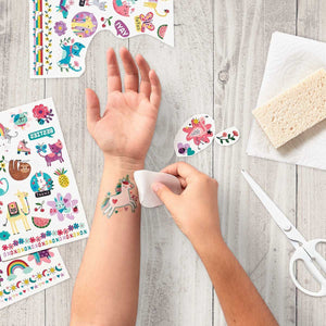 Tattoo Palooza Temporary Tattoos