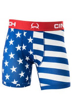 Load image into Gallery viewer, Cinch Flag Boxer Briefs