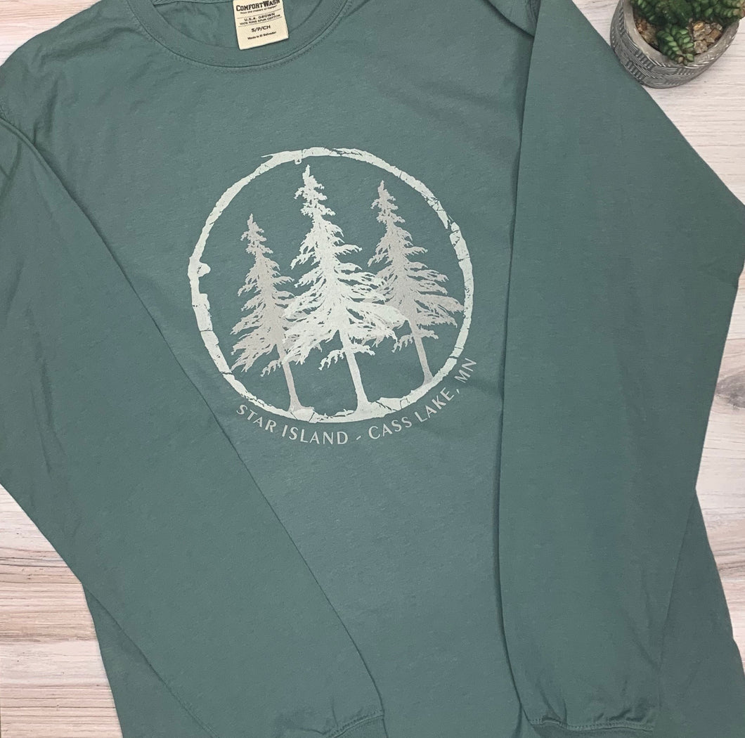 Star Island Tree Shirt
