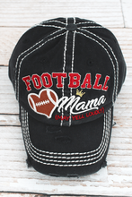 Load image into Gallery viewer, Football Momma Hats