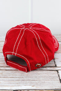 Football Momma Hats