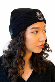 Save the Culture World Short Beanie