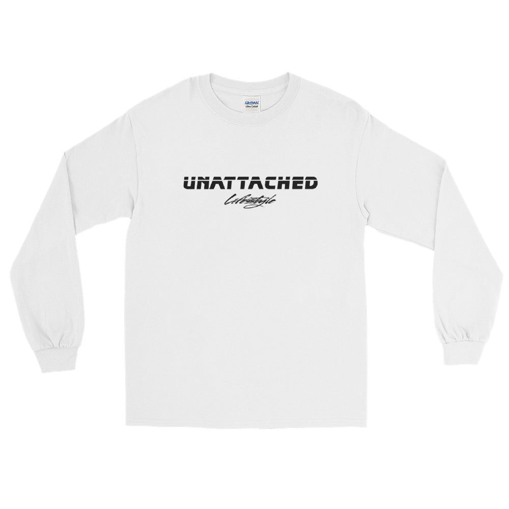 UN Logo Black Long Sleeve
