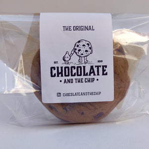 Chocolate chip cookie 2-pack wholesale
