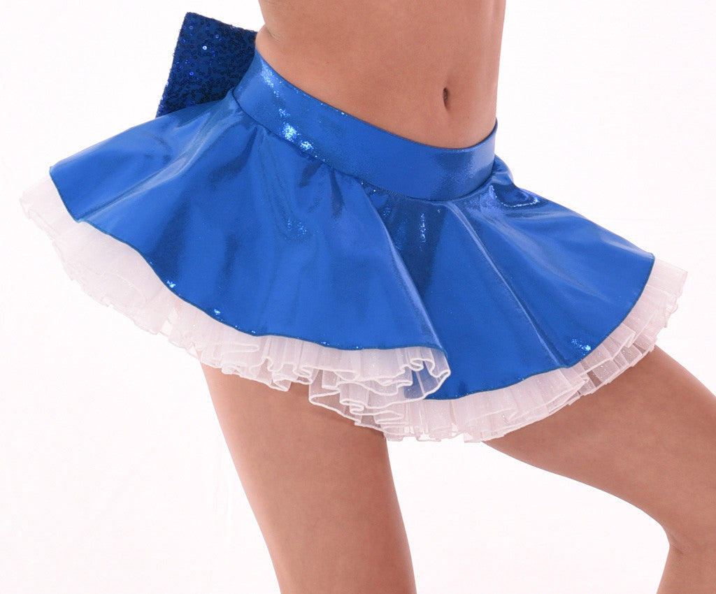 Adults Kaleidoscope Bow-tiful Poof Skirt