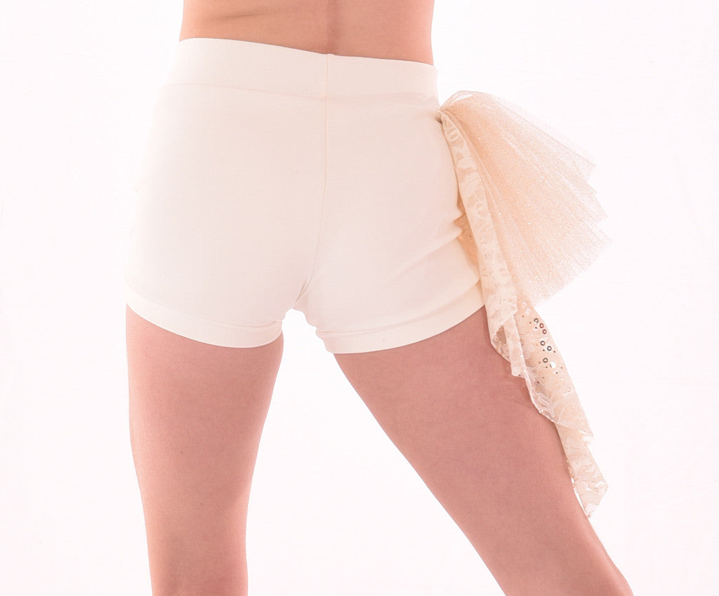 Heavenly Angelic Accent Short, Back