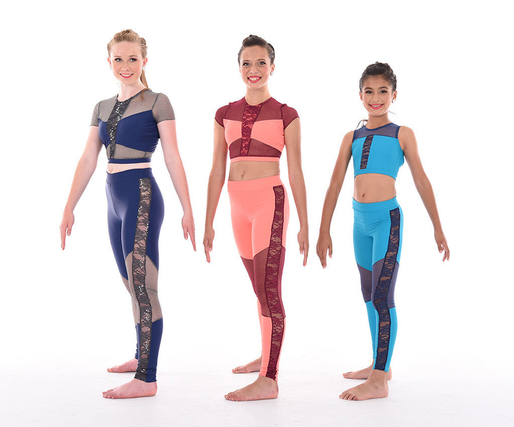 Metrix Defined Lines Leggings