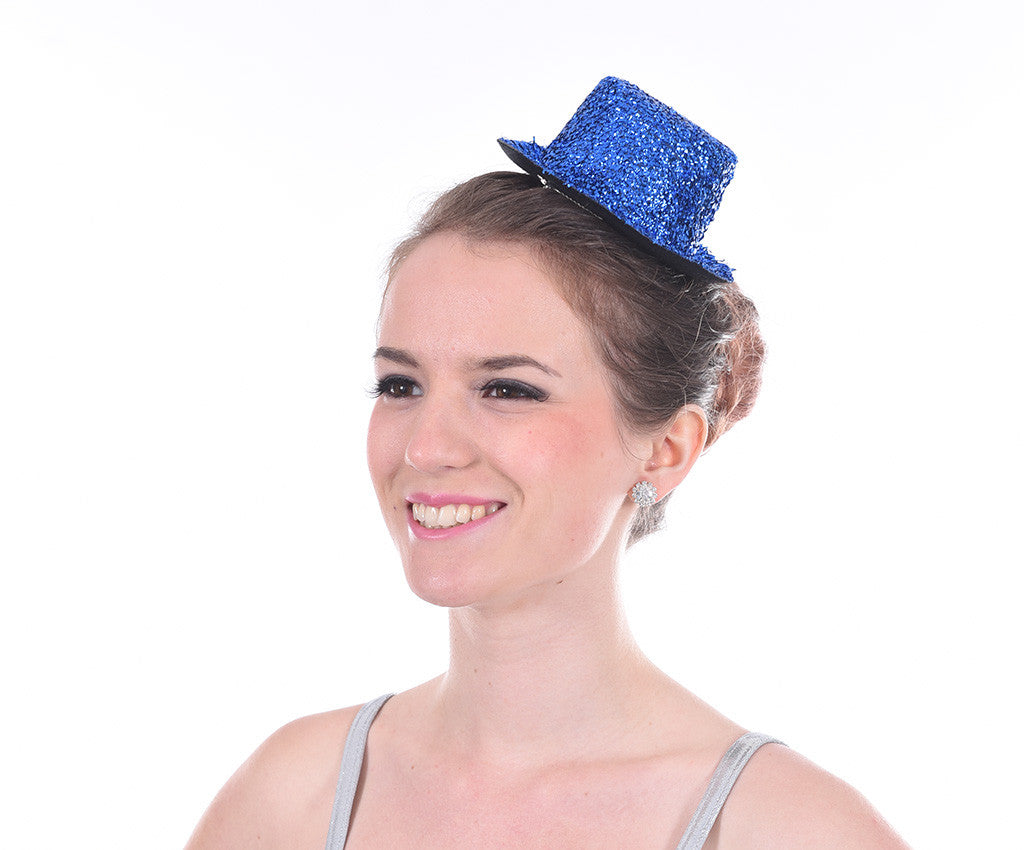Mini Sparkle Top Hat