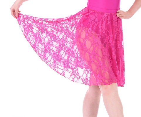 Basic Lace Circle Skirt – Childs