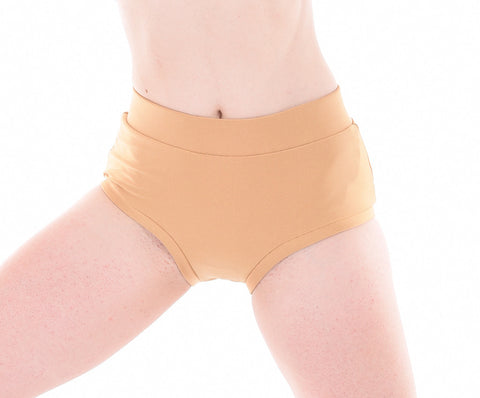 Basic Lycra Hot Shorts - Adults