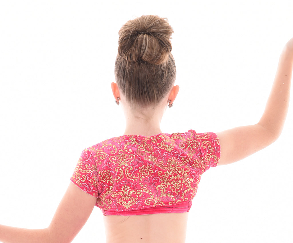 Desert Star Radiant Bolero Shrug