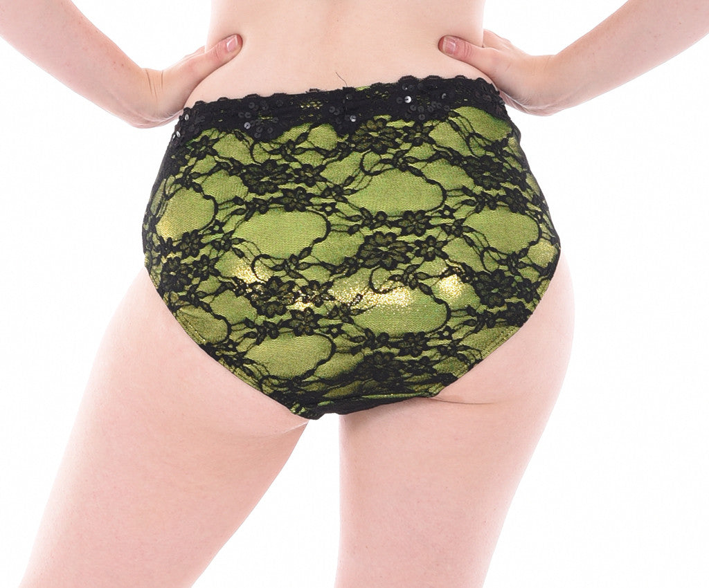 Kaleidoscope Lacy Drama Panty – Adults