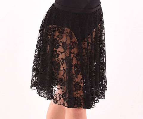 Basic Lace Circle Skirt – Adults