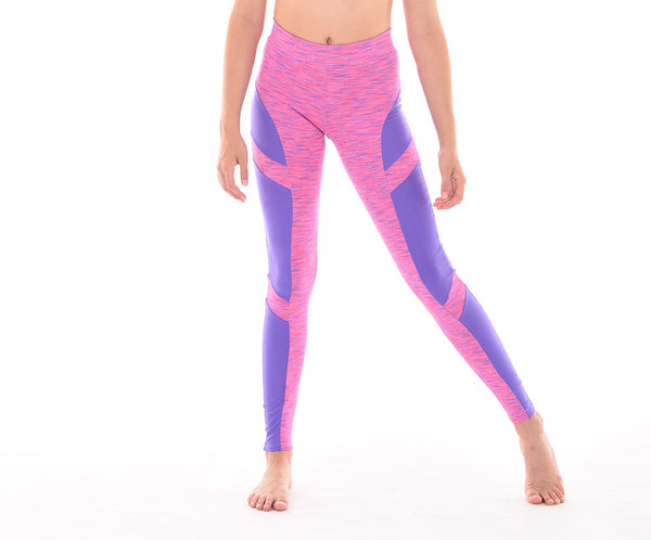 Convention Dynamic Lux Micro Mix Leggings - Girls & Adults