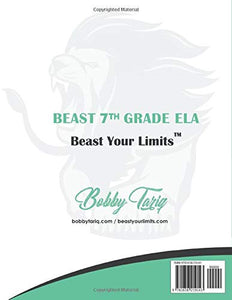 7th Grade Reading + Writing & Essay ELA Workbook
