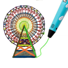 Load image into Gallery viewer, Myriwell 3D pen 2nd RP-100B