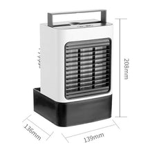 Load image into Gallery viewer, Portable USB Negative Ions Mist Air Conditioner