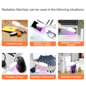 Portable UV Sterilizer