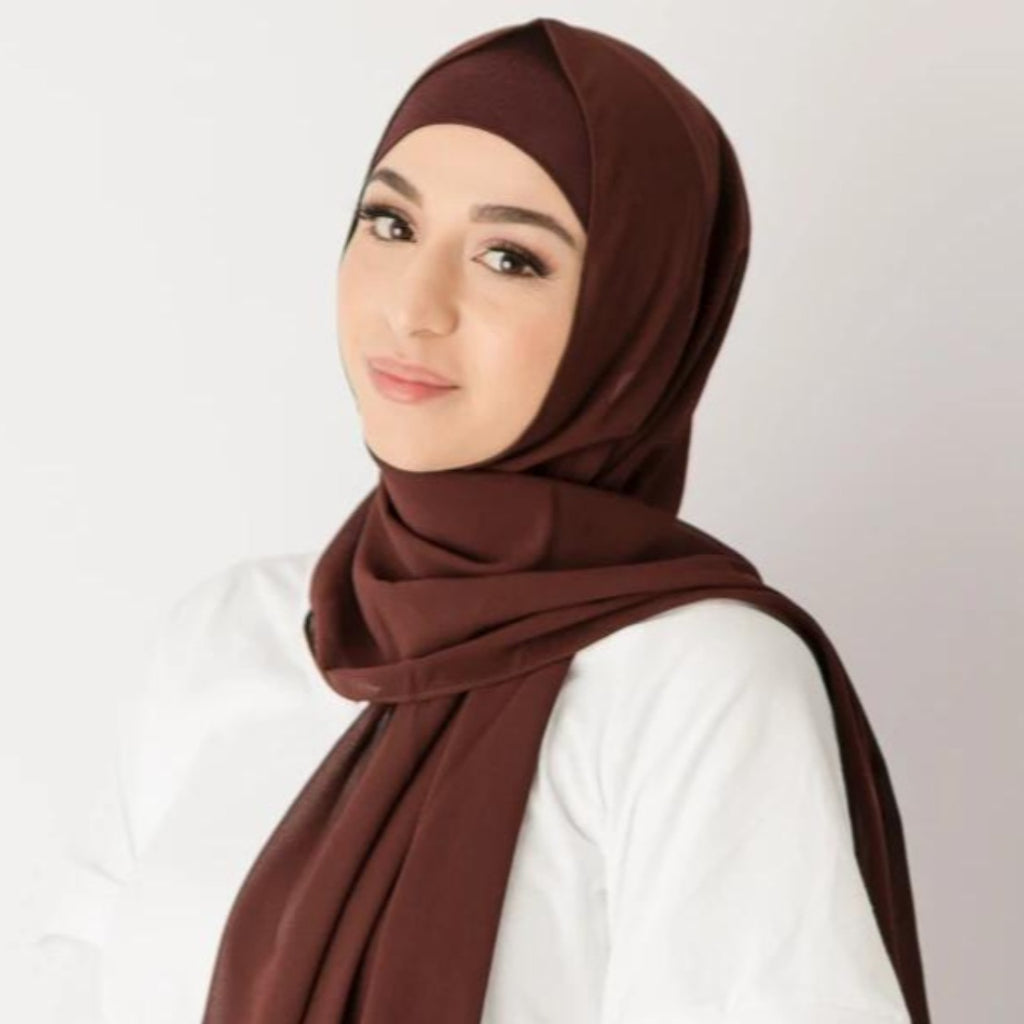 Chocolate Hijab