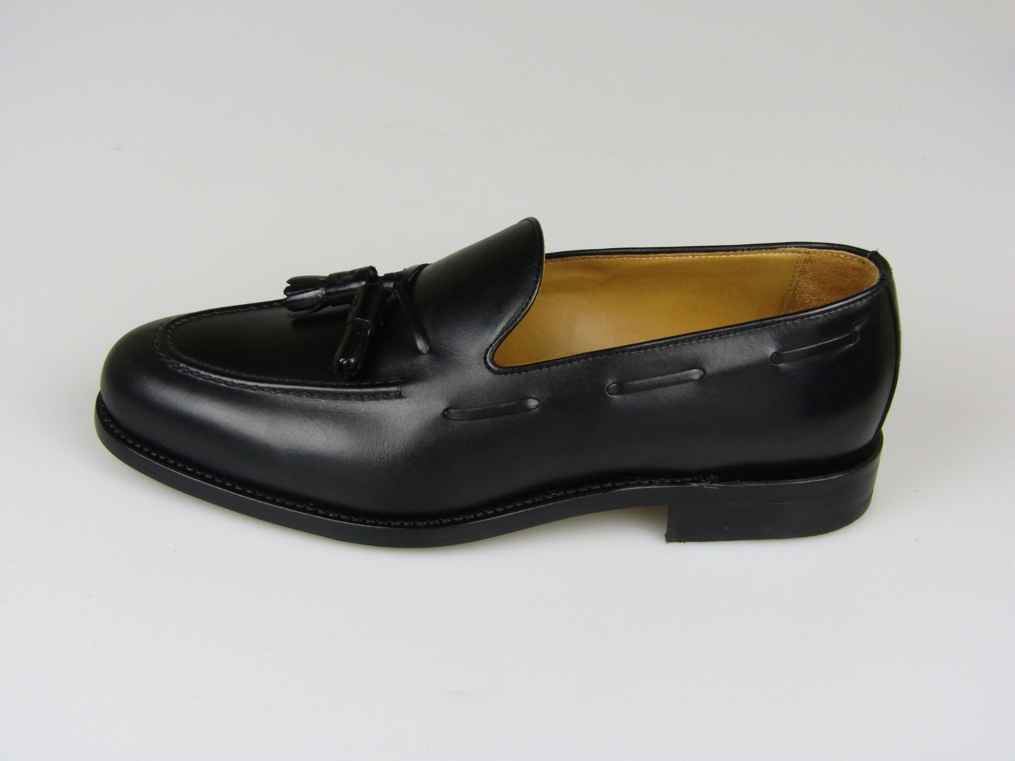 Berwick 8491 Black Calf Leather