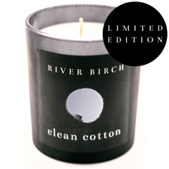 RIVER BIRCH CANDLES - CLEAN COTTON