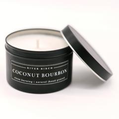 RIVER BIRCH CANDLES - COCONUT BOURBON