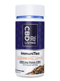 CBD ImmuniTea - Elderberry Lemon 250 mg