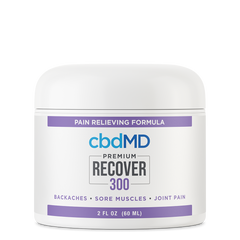 CBD Pain Relieving Formula - Recover