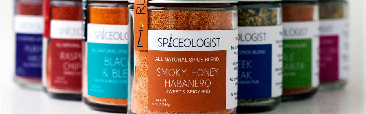 Spiceologist Spice Rubs