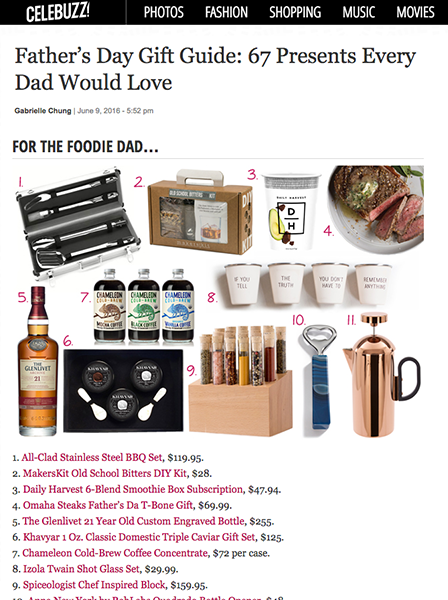 Celebuzz - Father's Day Gift Guide: 67 Presents Every Dad Would Love | spiceologist.com
