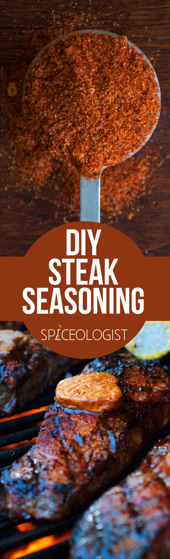 DIY Steak Seasoning | spiceologist.com