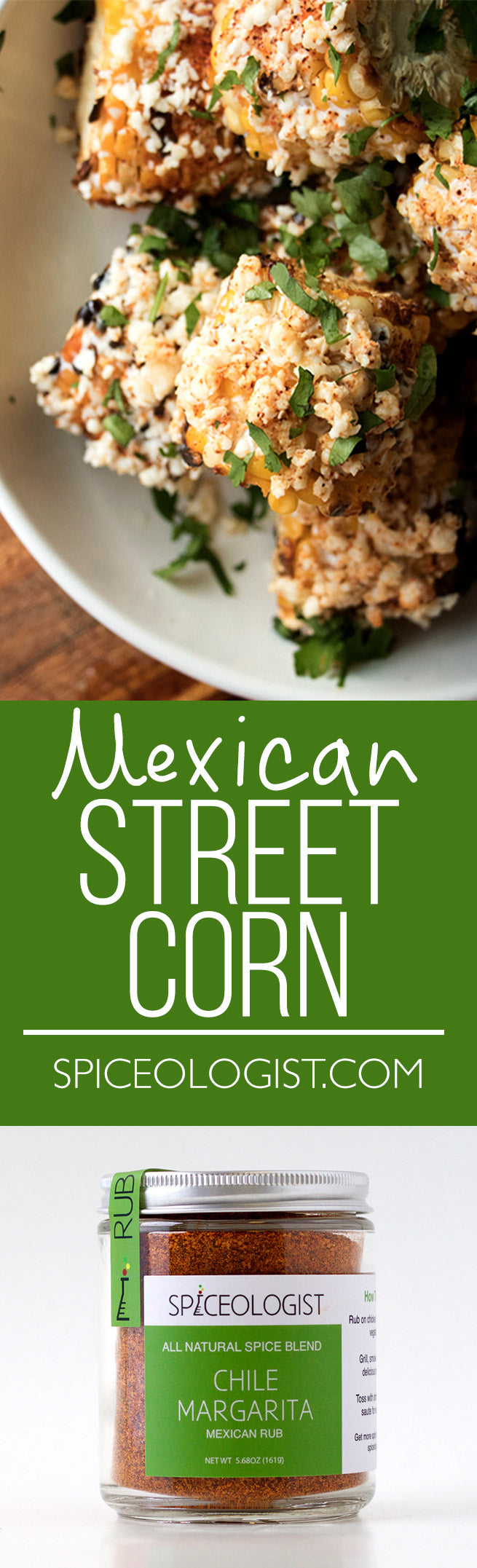 Mexican Street Corn | spiceologist.com