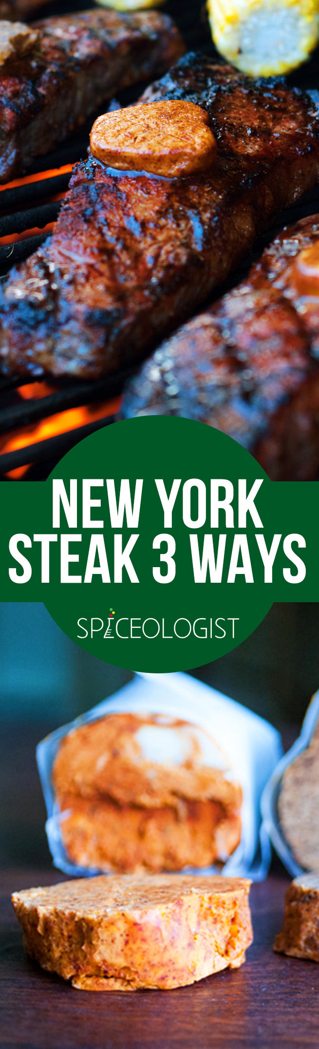 New York Steak - 3 Ways | spiceologist.com