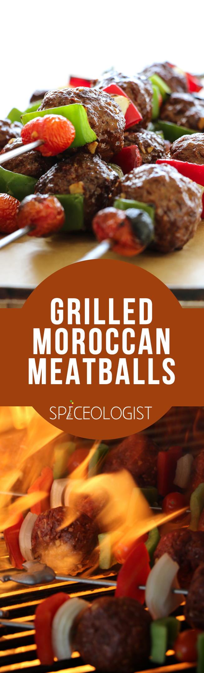 Epic Grilled Moroccan Meatballs | spiceologist.com